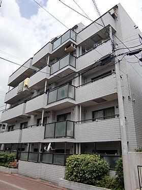 マンション(建物一部)-大田区大森中2丁目 外観タイル貼り、管理状態良好です