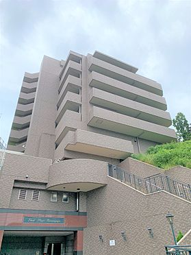 中古マンション-横浜市港南区野庭町 現地外観写真