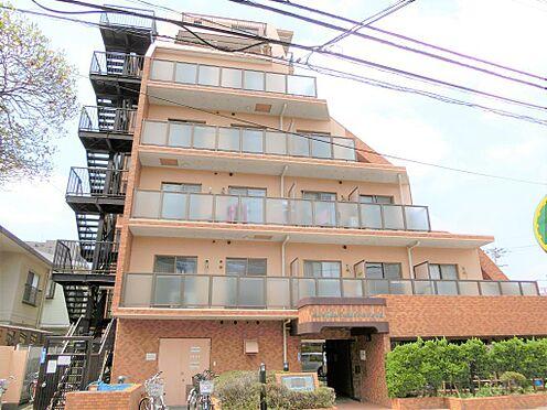 マンション(建物一部)-川崎市中原区苅宿 外観