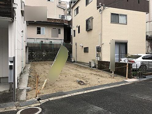 土地-交野市妙見坂7丁目 外観