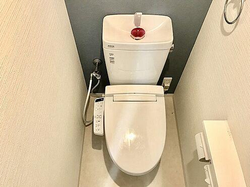 中古マンション-吹田市山田東4丁目 トイレ