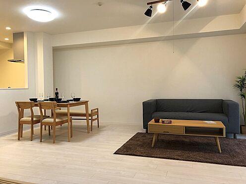 中古マンション-熊谷市新堀 居間
