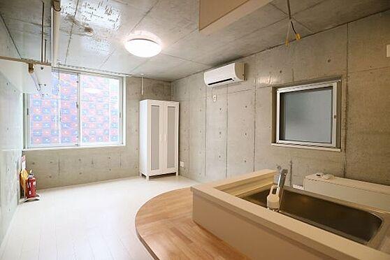 マンション(建物全部)-板橋区常盤台1丁目 居間
