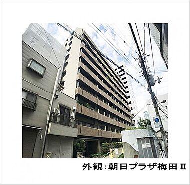 マンション(建物一部)-大阪市北区豊崎3丁目 外観
