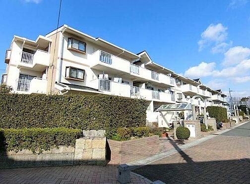マンション(建物一部)-神戸市垂水区小束山1丁目 ゆったりとした敷地に佇む低層マンション