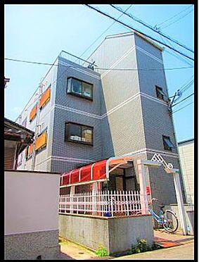 マンション(建物全部)-大阪市住之江区南加賀屋4丁目 外観
