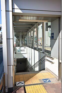 アパート-新宿区北新宿4丁目 東京地下鉄東西線落合駅まで、徒歩12分の立地