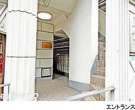 店舗(建物一部)-目黒区大橋1丁目 玄関