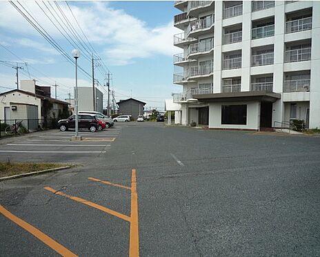 マンション(建物一部)-米子市皆生温泉4丁目 駐車場