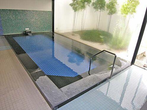 中古マンション-伊東市鎌田 温泉大浴場です。