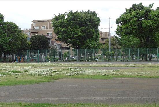マンション(建物一部)-横浜市鶴見区市場富士見町 平安公園グラウンド