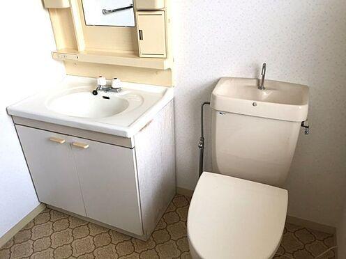 中古一戸建て-豊田市五ケ丘7丁目 2階トイレ