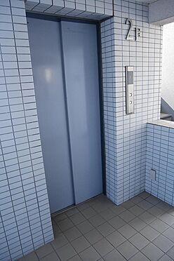 マンション(建物一部)-川崎市多摩区中野島6丁目 エレベーター
