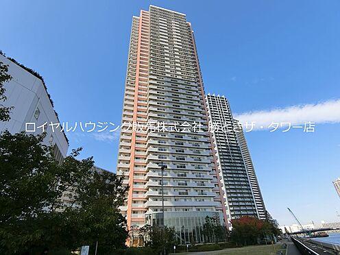 中古マンション-江東区東雲1丁目 地下2階付42階建のタワーマンション