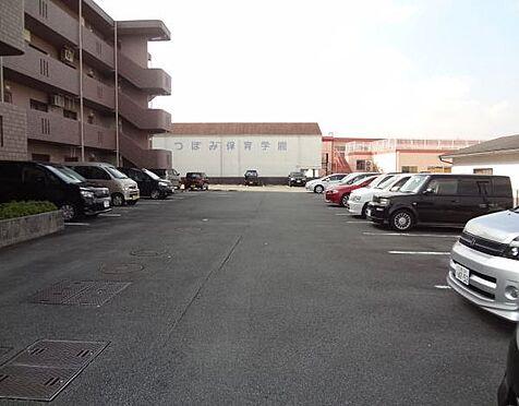 一棟マンション-松阪市久保町 駐車場