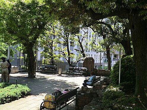 アパート-港区南青山4丁目 周辺環境:乃木公園