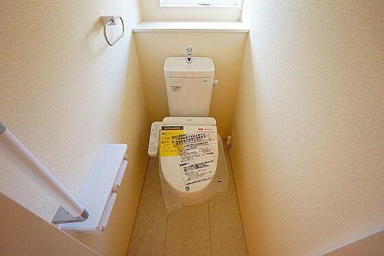 新築一戸建て-東松島市矢本字北浦 トイレ