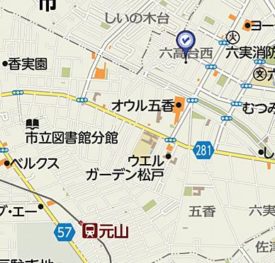 マンション(建物一部)-松戸市六高台 その他