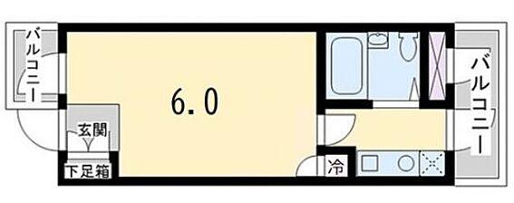 マンション(建物一部)-京都市北区紫竹上緑町 エアコン・室内洗濯機置場