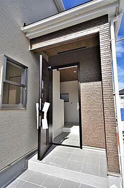 新築一戸建て-仙台市青葉区旭ケ丘1丁目 玄関