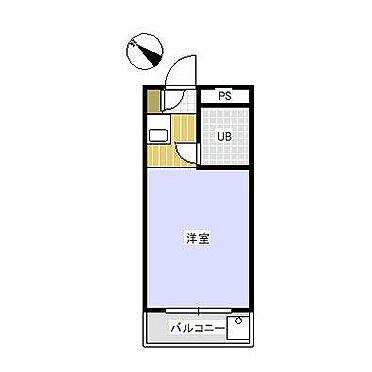 マンション(建物一部)-世田谷区南烏山4丁目 間取り