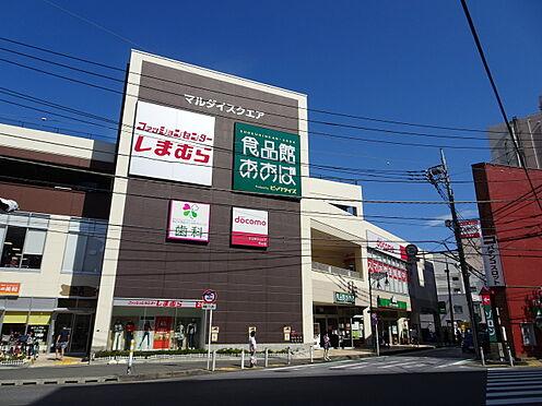 土地-横浜市緑区森の台 食品館あおば中山店 徒歩 約13分(約1000m)