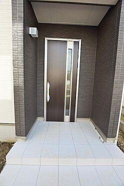 新築一戸建て-仙台市青葉区双葉ケ丘1丁目 玄関