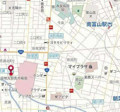 マンション(建物一部)-富山市黒瀬北町2丁目 その他