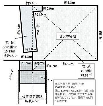 アパート-松戸市古ケ崎1丁目 古ケ崎1丁目 貸一戸建て・ライズプランニング