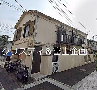 アパート-板橋区宮本町 外観