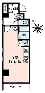 マンション(建物一部)-横浜市中区末吉町2丁目 間取り