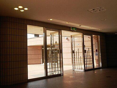 中古マンション-神戸市須磨区北落合6丁目 エントランス