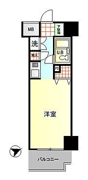 マンション(建物一部)-富士市中央町1丁目 間取り