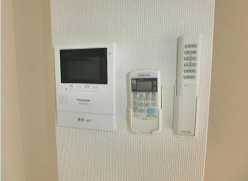 アパート-大田区大森北6丁目 TVモニター付きインターホン