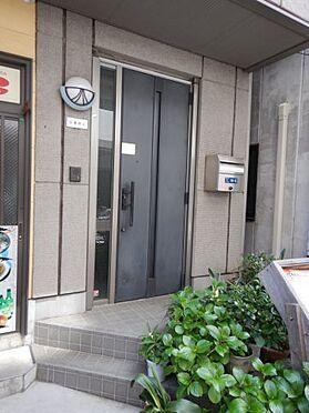 店舗付住宅(建物全部)-墨田区緑3丁目 玄関
