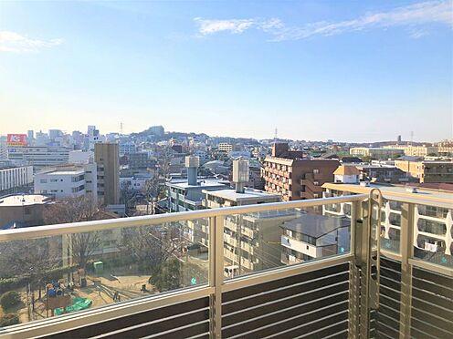 中古マンション-名古屋市名東区社台3丁目 高層階の為遮るものがございません!夜景も綺麗そうですね!
