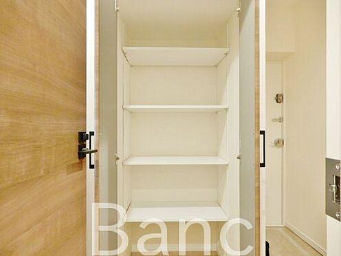 中古マンション-江東区辰巳1丁目 便利な収納スペースです。