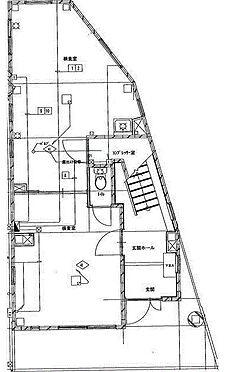ビル(建物全部)-葛飾区高砂8丁目 1階間取り