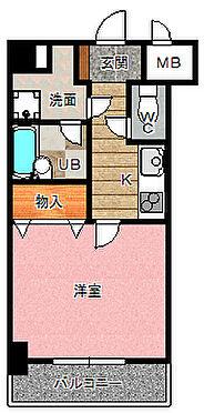マンション(建物一部)-京都市南区東九条宇賀辺町 間取り