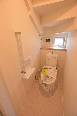 新築一戸建て-仙台市青葉区折立1丁目 トイレ