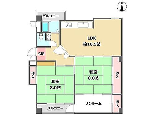 マンション(建物一部)-神戸市灘区鶴甲2丁目 その他