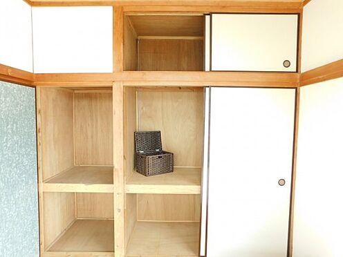 アパート-鹿屋市西原1丁目 十分な収納スペースがあります