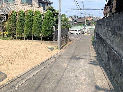土地-東海市名和町池西 最寄り駅まで徒歩約11分。通勤通学で毎日電車を利用する方も安心です!