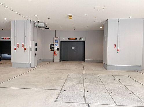 新築マンション-大阪市北区豊崎3丁目 駐車場