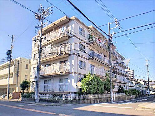 中古マンション-名古屋市天白区植田西1丁目 外観です。