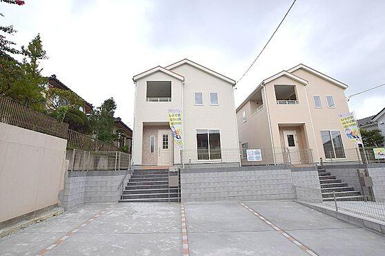 新築一戸建て-仙台市青葉区中山8丁目 外観