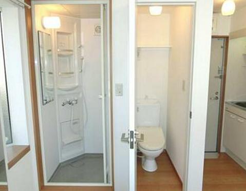 アパート-中野区沼袋4丁目 トイレ