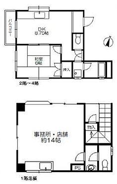 マンション(建物全部)-神戸市長田区長田町6丁目 間取り