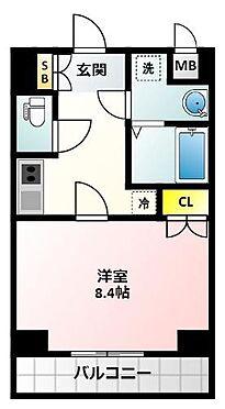 マンション(建物一部)-大阪市淀川区西中島2丁目 使い勝手の良い単身者向けプラン