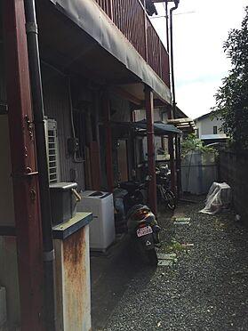 アパート-磐田市西貝塚 北側の外観